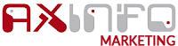 Axinfo - marketing Logo